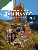 Caminando Por Taminango Historia e identidad cultural