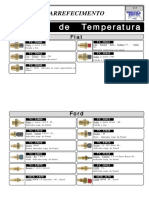 ARREFECIMENTO Fiat VC 33041 Uno - Prêmio - Elba - Tempra 91... - Palio 96