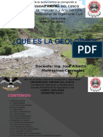 QUÉ ES LA GEOLOGÍA EXPOSICÌON 2019-1.pptx