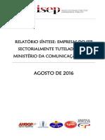 Análise_Comunicação Social_Relatório Síntese2015