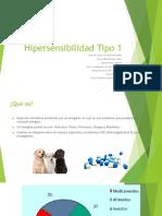 Equipo 9 Hipersensibilidad Tipo I