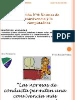 ACTIVIDAD  N°2 DE COMPUTACIÓN TERCERO DE PRIMARIA  SAN JOAQUÍN 2020
