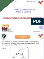 ACTIVIDAD N° 3 DE MATEMÁTICAS PRIMERO DE SECUNDARIA SAN JOAQUIN 2020