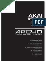 Apc40 Quick Start Guide