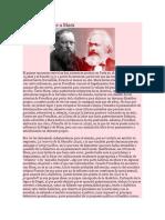Proudhon Frente a Marx