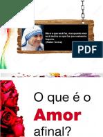 Palestra - Amor