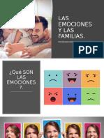 LAS EMOCIONES Y LAS FAMILIAS