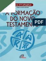 CALLAGHAN, Jose. A formacao do Novo Testamento.pdf