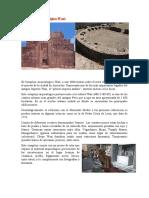 Complejo Arqueológico Wari- DANZA.docx
