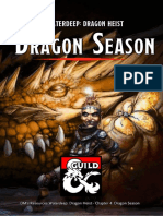 DMs Resources for Chapter 4 - Dragon Season