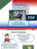 La Herencia show
