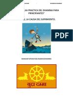 CURSO GUIA PRACTICA DEL DHAMMA PARA PRINCIPIANTES tema 2