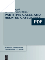 (Empirical Approaches to Language Typology 54) Silvia Luraghi., Tuomas Huuomo (eds.)-Partitive Cases and Related Categories-De Gruyter Mouton (2014).pdf