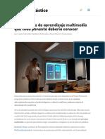 10 principios de aprendizaje multimedia que todo ponente debería conocer _ Presentástico