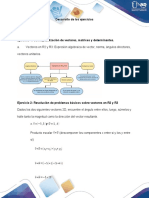 Ejercicio 1 algebra lineal