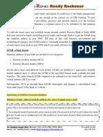 LFAR Ready Reckoner 31.03.2020 by Kuldeep Gupta