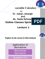 MTH105-Lecture#1