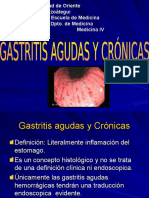 2) GASTRITIS AGUDAS Y CRONICAS.ppt