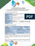 Guía de actividades y rúbrica de evaluación - Paso 4 - Medidas Zoométircas y fundamentos de mejoramiento animal.pdf