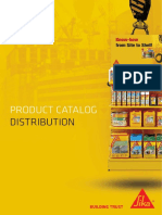 DISTRIBUTION CATALOG