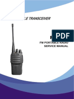 Kirisun PT3600-Service-Manual