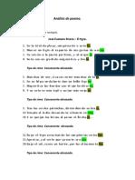analisis poema