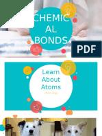 01 - chemical bonds - ionic bonds