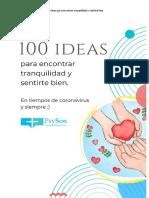 PsySon 100 ideas para encontrar  tranquilidad y sentirse bien.pdf