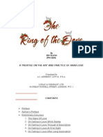 41080617 Ring of the Dove by Ibn Hazm