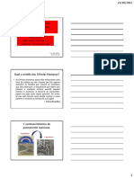 O MATERIALISMO HISTÓRICO E O MANIFESTO COMUNISTA