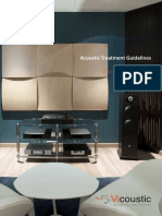 Acoustic Treatment Guidelines_hi End Rooms