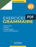 En_Contexte_-_Exercices_de_grammaire_A1