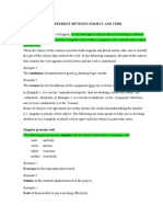6_Agreement between Subject and Verb
