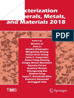 Characterization of Minerals, Metals, and Materials 2018.pdf