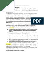 Corrientes Psicológicas Contemporáneas