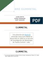 ALAMBRE GUMMETAL