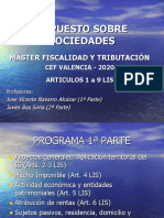 MASTER IS CEF SESION 1