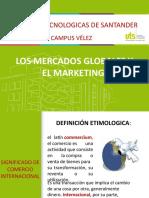 Los mercados globales y el Marketing