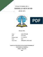 LISA UNTARI 858 759834 TT 1 PENDIDIKAN SENI DI SD.doc