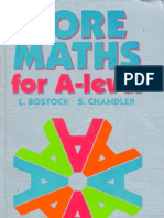 Core Maths for A-Level - L.Bostock, S.Chandler [Stanley Thornes, 1990, 0748700676]