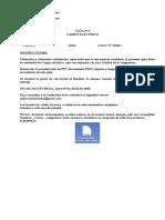 V Medio - Guía 5 - Campo eléctrico (1)
