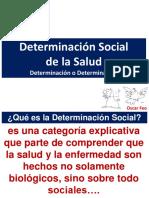 Determinación Social