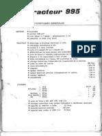 Pasquali 995 Manual