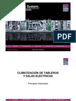 Rittal - Climatizacion de Tableros y Salas 2011 v2