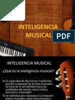 4. Inteligencia Musical