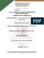 INFORME EJEC.PPII, I-2020 erlanch