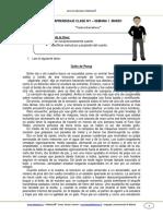 GUIA_LENGUAJE_8BASICO_SEMANA1_Textos_narrativos_MARZO_2013