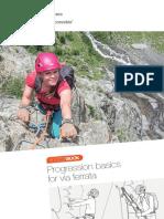 Book - Petzl - ACCESSBOOK 03 - Progession basics for via ferrata - 2018 - EN.pdf