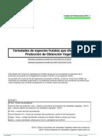 Listado Protecciones TOV_2010_7