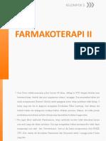 FARMAKOTERAPI II